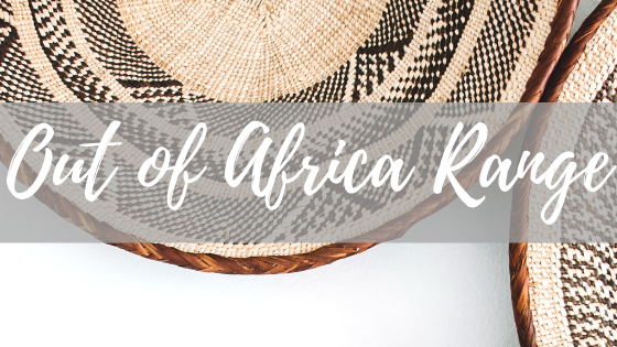 Out of Africa Range by NancyDesigns