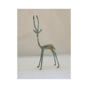 Buck bronze artefact medium | Nancy Design