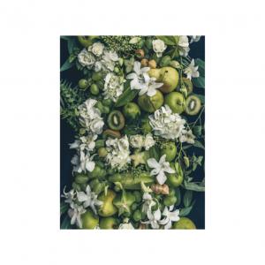 Green Apple Table Cloth | Nancy Design