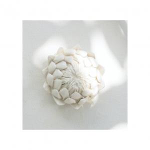 Porcelain protea artefact | Nancy Design