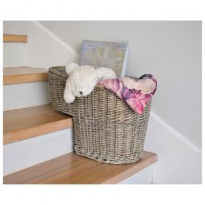 Stair Basket 1 | Nancy Design