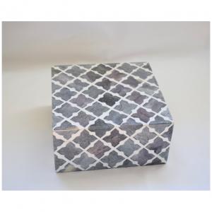 Trinket box grey | Nancy Design