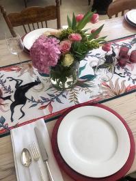 Table Decor by Nancy Design Interior